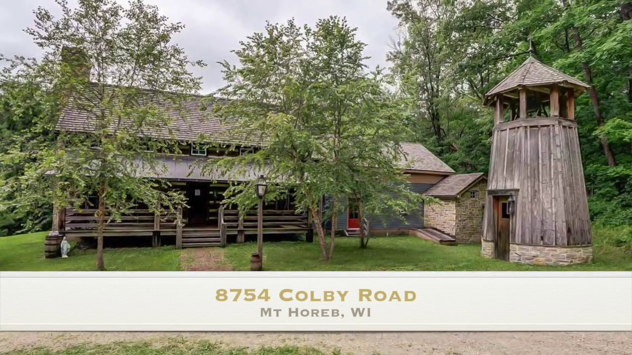 8754 Colby Rd, Mt Horeb, WI 53572