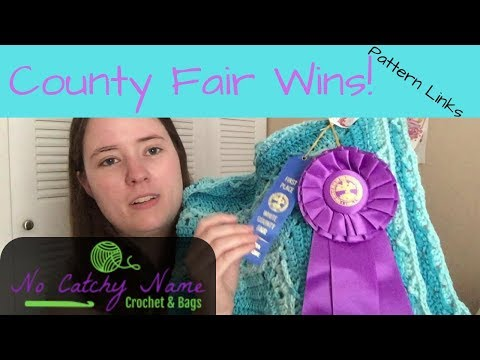 County Fair Wins: A Better Look (Pattern Links)
