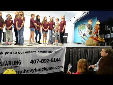 St. Thomas Aquinas Catholic School Praise Choir Video 4
