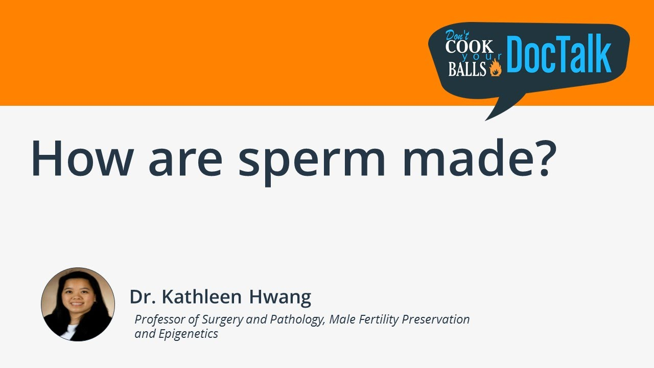 Is of made What sperm