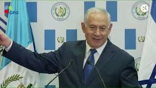 Netanyahu's full speech at the opening of the Guatemalan embassy in Jerusalem