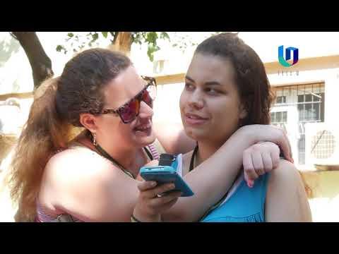 TeleU: Studenții la distracție