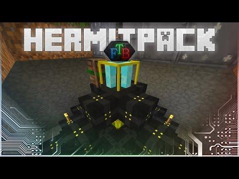 FTB HermitCraft HermitPack ~ Ep 13 ~ Environmental Tech Void Ore Miner!