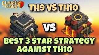 "TH9 ""3 STARRED"" TH10 
