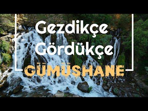 Gezdikçe Gördükçe GÜMÜŞHANE - Tanıtım Filmi -