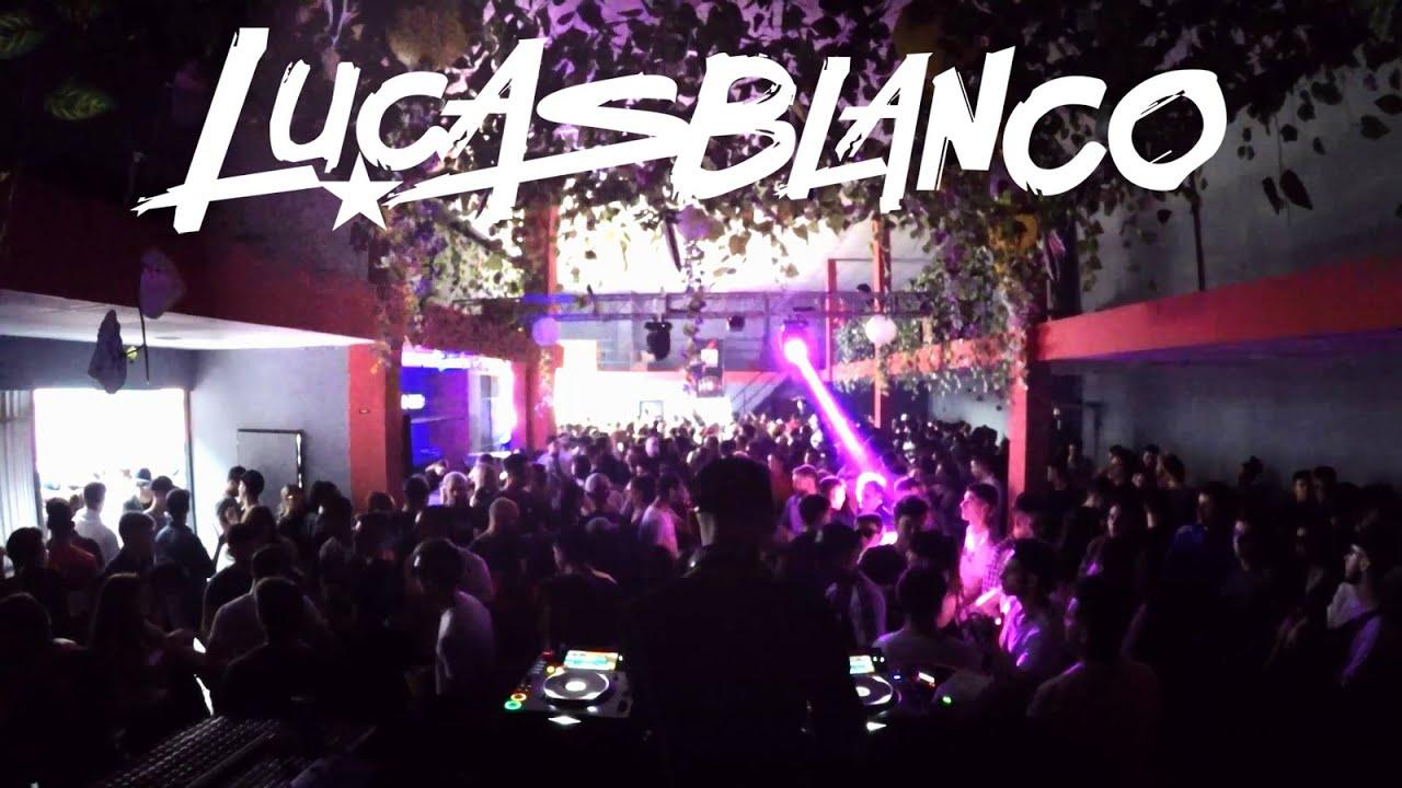Lucas Blanco live at Limite Club La Plata (Agosto 2019)