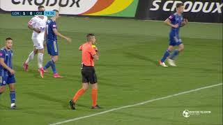 Локомотива Загреб  1-1  Осиек видео