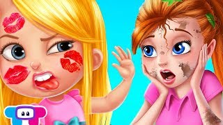 Fun Baby Care Kids Game - Babysitter Craziness - Fun Play Dress Up, Cleaning Fun Games For Kids