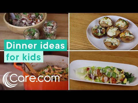 Kid-Friendly, Easy, Healthy Weeknight Dinners for the Whole Family | Care.com