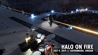 Metallica: Halo On Fire (Gothenburg, Sweden - July 9, 2019)