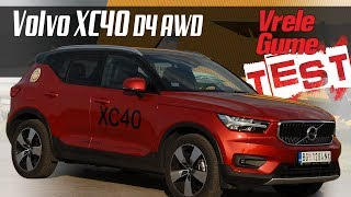 Volvo XC40 - Road Test by Miodrag Piroški