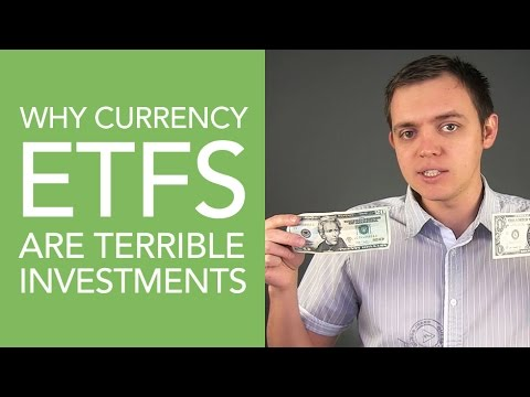 Why Currency ETFs Are Terrible Investments!