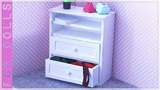 видео Меблі для ляльок