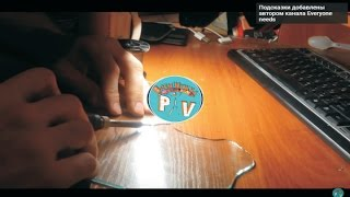 видео Резка стекла. Как резать стекло своими руками