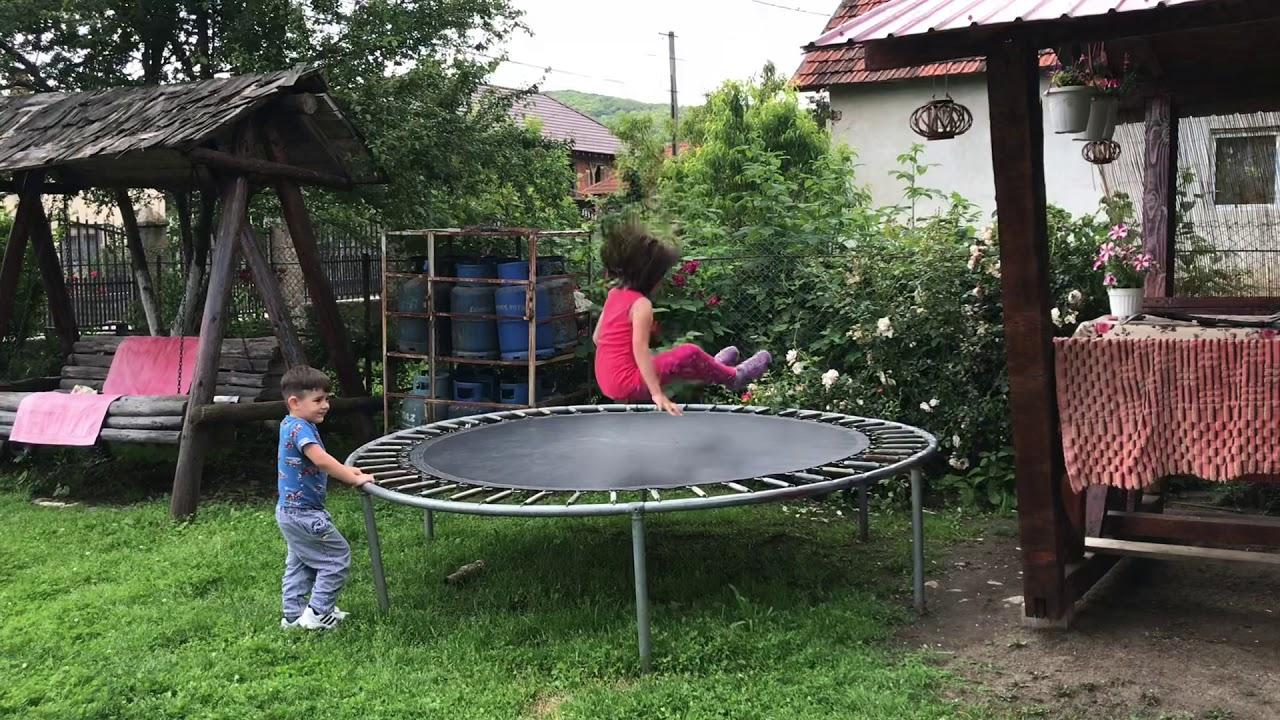 We play and we make gymnastics