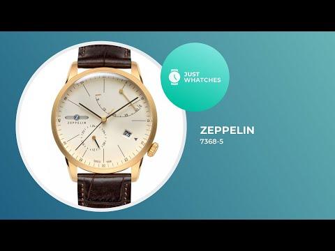 Slick Zeppelin 7368-5 Men Watches In 360, Full Specs, Features