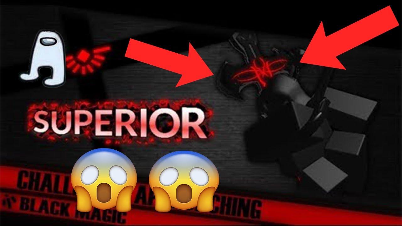 Black magic 2 Superior leak (real)
