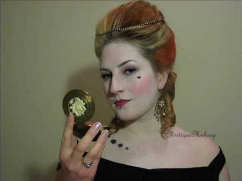 1700's French Revoultion inspired hair - Marie Antoinette/Carlotta