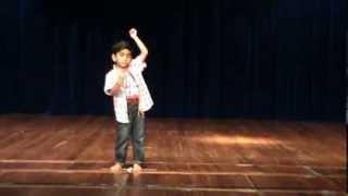 Aadungada Yennai Suthi  - 3yrs old Ragavan