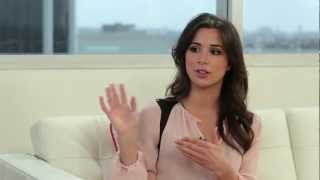 "Josie Loren Talks ""Make It or Break It"" Season 3"