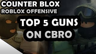 HOW TO EQUIP NEW WEAPONS AND SKINS?! - COUNTER-BLOX: ROBLOX