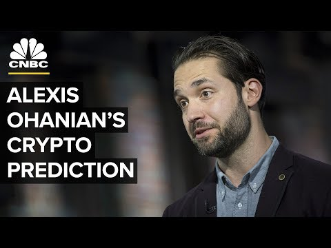 Reddit Co-Founder Alexis Ohanian On Crypto, Blockchain In VC