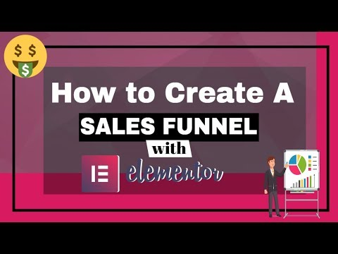 Elementor Sales Funnel: How to Create A Sales Funnel with Elementor
