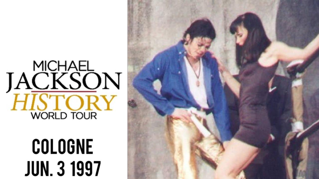 Download Michael Jackson - HIStory Tour Live in Cologne (June 3, 1997)