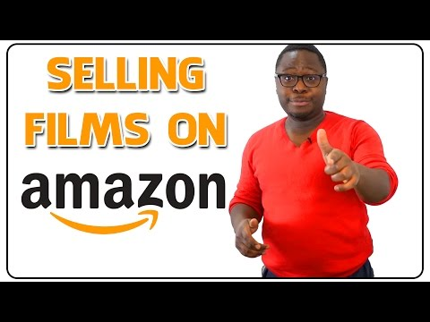 How To Sell Your Independent Film On Amazon?