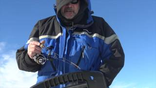 mid winter panfish with adam griffith