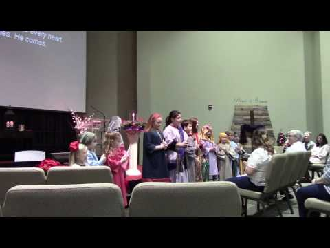 Advent Childrens Song