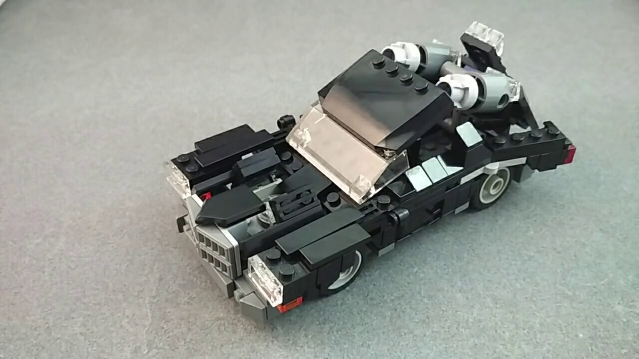 Showcase Lego Mib Pos Transform