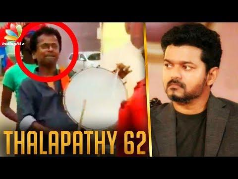 Thalapathy Vijay 62 Shooting Spot | Director AR Murugadoss