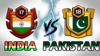 🔥 LIVE | INDIA VS PAKISTAN 🔥 INDEPENDENCE DAY SPECIAL WAR || Clash Of Clans LIVE
