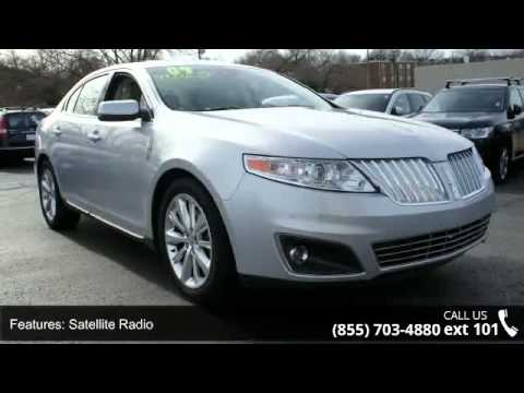 2009 Lincoln MKS Base - Laird Noller Lawrence - THE USED ...