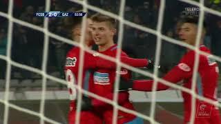 Telekom Sport - Rezumat FCSB - Gaz Metan 2-1 (1-0)