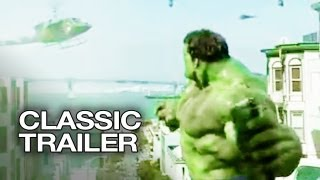 Hulk (2003) Official Trailer #1 - Erica Bana Movie HD