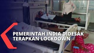 Download Kasus Covid-19 Melonjak! Pemerintah India Didesak Berlakukan Lockdown