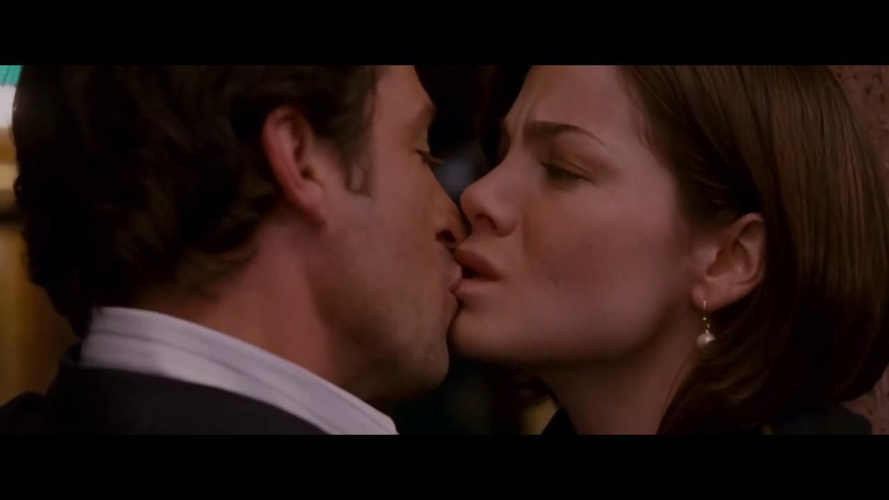 Michelle Monaghan Made of Honor Kiss Scene - YouTube