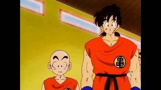 Son Goku erinnert sich an seine Schwanz entfernt [db & dbk]