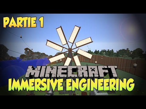 [FR]-IMMERSIVE ENGINEERING P1 : MECANIQUES DE BASE-[1.10.2]