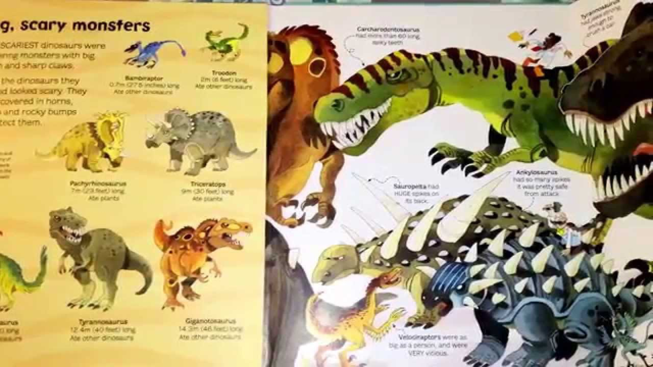 Big Book of Big Dinosaurs by Alex Frith c2010, NEW Hardcover Board Book