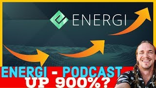 Energi Up 900% - Podcast W. Ryan Lucchese