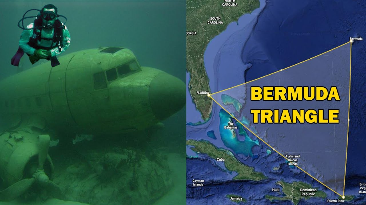 The Mystery of Bermuda Triangle may have been SOLVED