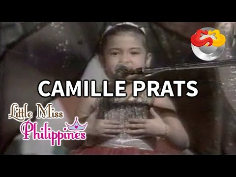 Little Miss Philippines 1990: Camille Prats