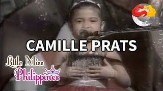 Little Miss Philippines 1990: Camille Prats