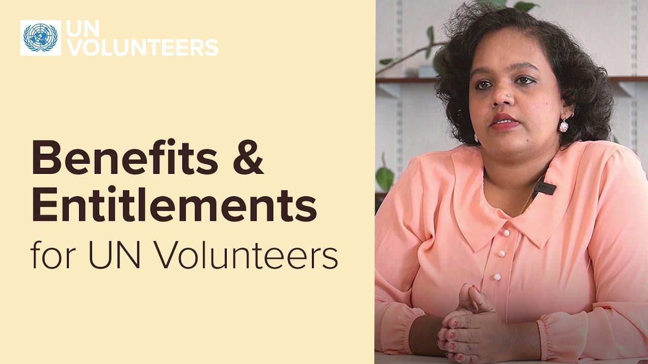 Coffee Break with UNV Recruiters | Benefits & Entitlements for UN Volunteers