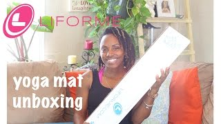 Liforme Yoga Mat unboxing and First Impression
