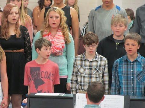 Danville Hosts Junior High Vocal Superconference 2015