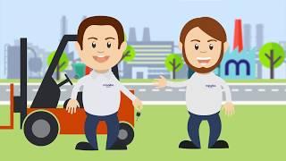 MINALBA | Vídeo animado para orientações sobre sgurança